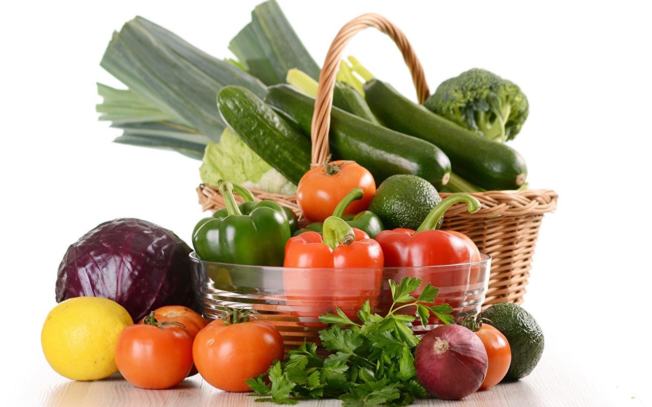 Полезные овощи для здоровья