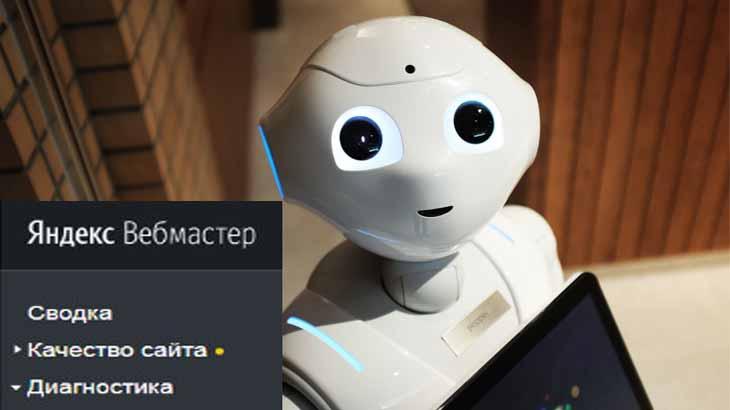 Подтверждение прав на сайт для WordPress в Яндекс Вебмастер