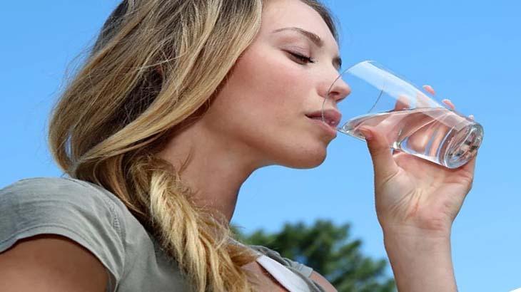 Польза от обычной воды